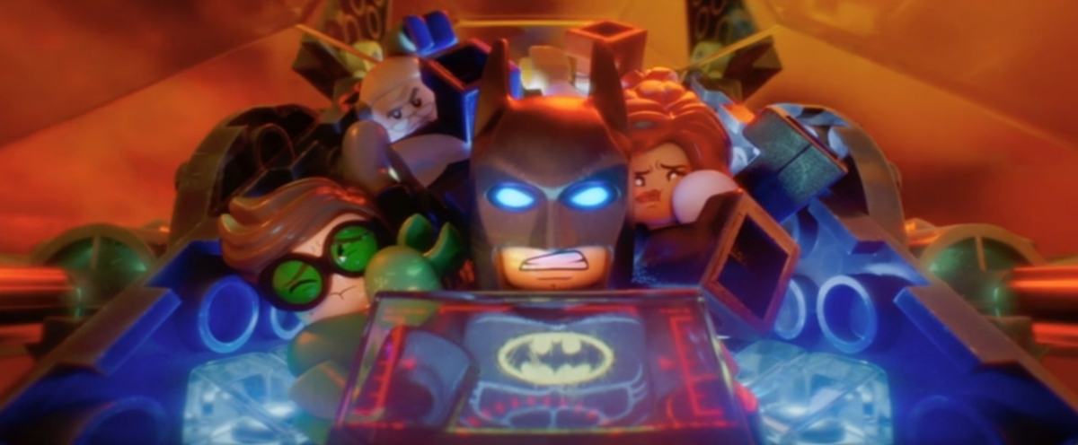 The Lego Batman Movie Review The Uncanny Fox